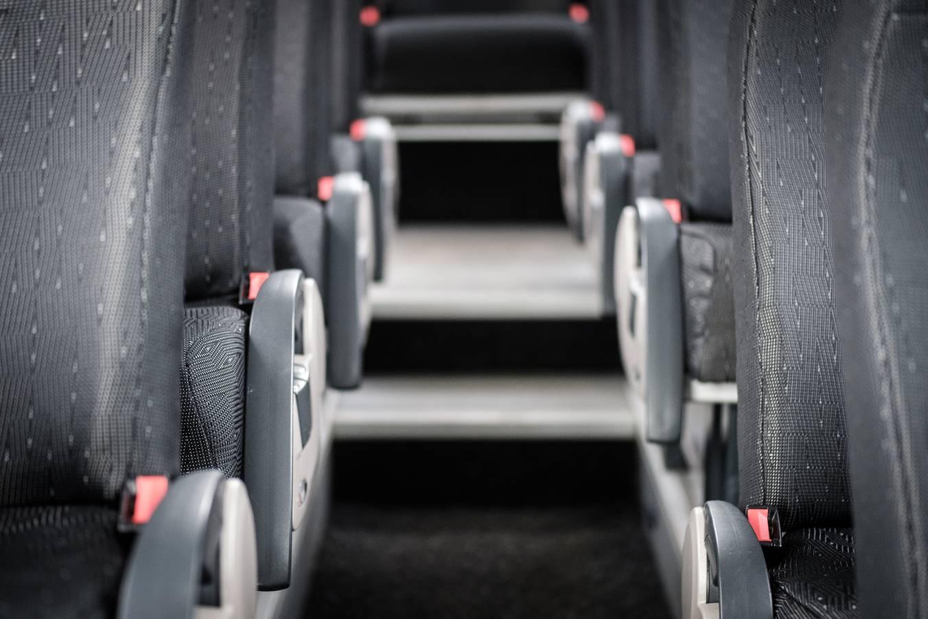 Lux Charter mugavad ja turvalised turismibussid
