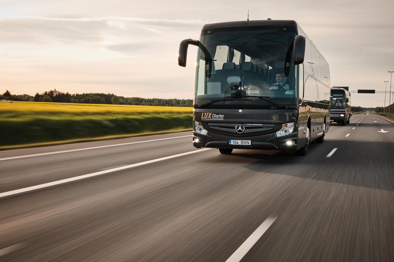 Lux Charter bussiga mugavalt kohale!
